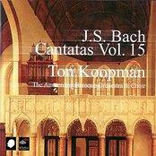 J.S. Bach Cantatas Vol. 15