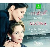 Alcina (Les Arts Florissants feat. conductor: William Christie) (disc 1)