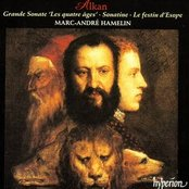 Alkan: Grande Sonate - Sonatine - Le Festin d'Esope