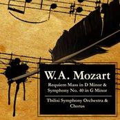 W. A. Mozart: Requiem Mass in D Minor & Symphony No. 40 in G Minor