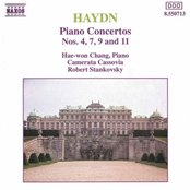 HAYDN: Piano Concertos Nos. 4, 7, 9 and 11