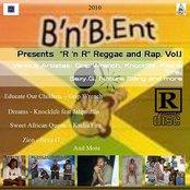 """Bold n Boasy Ent. Presents """"R 'n R' Reggae and Rap Vol. 1"""