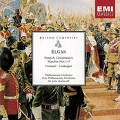 Elgar Pomp & Circumstance Marches, Cockaigne, Froissart