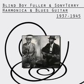 Harmonica And Guitar Blues 1937-1945