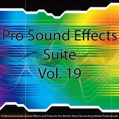 Pro Sound Effects Suite 19 - Boats, Rain, Miscellaneous Water