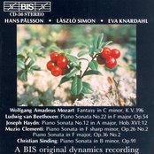 Sinding: Piano Sonata / Clementi: Piano Sonatas