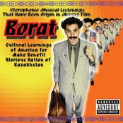 Borat: Stereophonic Musical Listenings That Have Been Origin In Moving Film