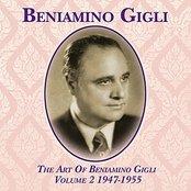 The Art Of Beniamino Gigli Volume 2 1947-1955