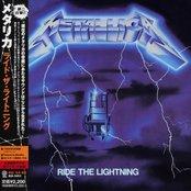 Ride the Lightning (2006 Japaneese Reissue)