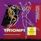 Trionfi: Carmina Burana, Catulli Carmina, Trionfo di Afrodite (disc 1)