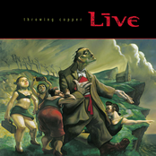 Cover artwork for Lightning Crashes (1995)