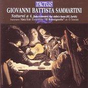 Sammartini: Notturni A 4, Flauta Traversiere, Due Violini E Basso