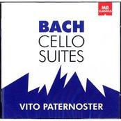 Bach Cello Suites, CD2