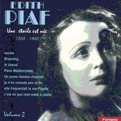 Les Etolies De La/1936-1945 Vol.2