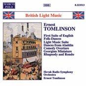 Tomlinson: First Suite of English Folk-Dances