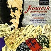 Janáček: String Quartet No. 1, Allegro for Violin and Piano, Sonata for Violin and Piano, String Quartet No. 2