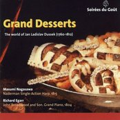 Grand Desserts, The world of Jan Ladislav Duss
