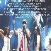 Vol. 4 Greatest Hits Of Don Chezina And The Super Stars Of Reggaeton