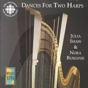 Dvorak / Bach / Satie: Dances for 2 Harps