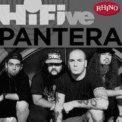 Rhino Hi-Five: Pantera