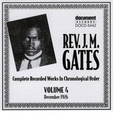 Rev. J.M. Gates Vol. 4 (1926)