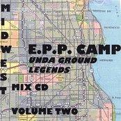 Unda Ground Legends Midwest Mix Cd Vl..2