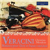 Veracini: Sonates pour flûte et basse continue