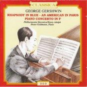 George Gershwin : Rhapsody in Blue, An American in Paris, Piano Concerto in F