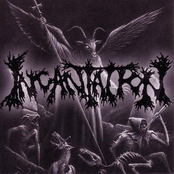 album Upon the Throne of Apocalypse by Incantation