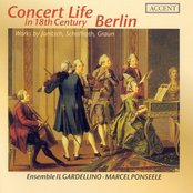 Chamber Music (German 18Th Century) - Janitsch, J.G. / Schaffrath, C. / Graun, J.G. (Il Gardellino)