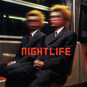 album Nightlife by Pet Shop Boys