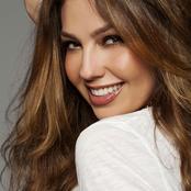 Thalía setlists