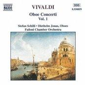 VIVALDI: Oboe Concertos, Vol.  1