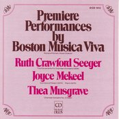Crawford, R.: 2 Movements for Chamber Orchestra / Musgrave, T.: Chamber Concerto No. 1