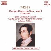 WEBER: Clarinet Concertos Nos. 1 and 2