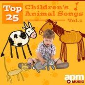 Top 25 Children's Animal Songs Volume 1