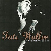 Portrait of Fats Waller