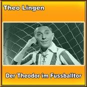 Der Theodor im Fussballtor