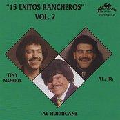 15 Exitos Rancheros, Vol. 2