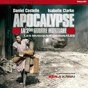 Apocalypse, deuxième guerre mondiale, les musiques originales
