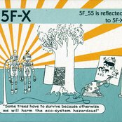 5F_55 is Reflected to 5F-X
