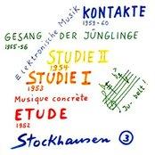 Stockhausen 3: Electronic Music 1952-1960