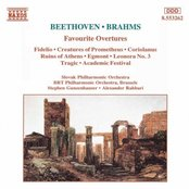 BEETHOVEN / BRAHMS: Favourite Overtures