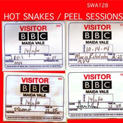 album Peel Sessions by Hot Snakes