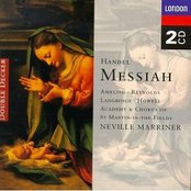 Messias CD 1-2,  Academy and Chorus of St. Martin in theFields, Sir N. Marriner Philips (Disc 2)