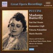 PUCCINI: Madama Butterfly (Gigli, Dal Monte) (1939)