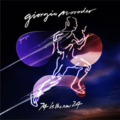 album 74 Is the New 24 by Giorgio Moroder