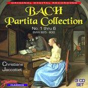 Bach Partita Collection, No. 1 Thru 6, BWV 825-830
