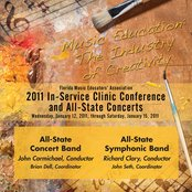 Florida Music Educators Association 2011 In-Service Clinic Conference and All-State Concerts - All-State Concert Band / All State Symphonic Band