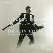 Nielsen / Aho: Clarinet Concertos